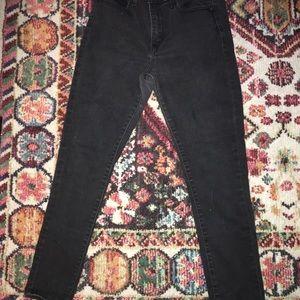 Levi's Jeans - Levi Strauss Slimming Skinny Black Jeans 31